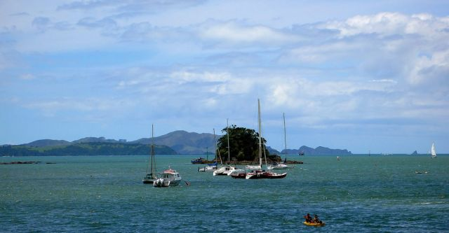 Bay of Islands - Neuseeland