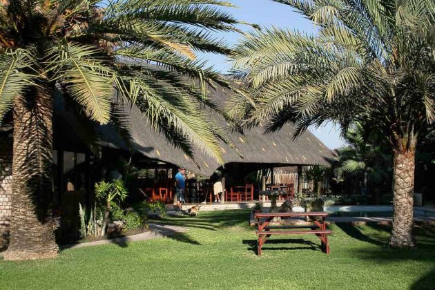 Ombinda Country Lodge - Outjo,Namibia