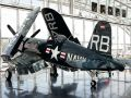 Chance Vought F4AU-4 Corsair - Hangar 7, Salzburg