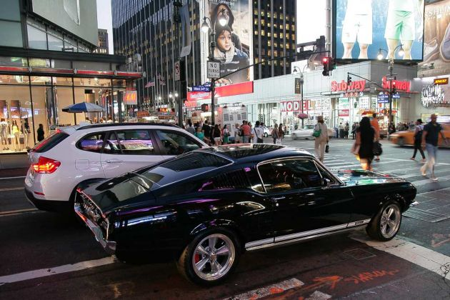 Ford Mustang Oldtimer - Ford Mustang Fastback