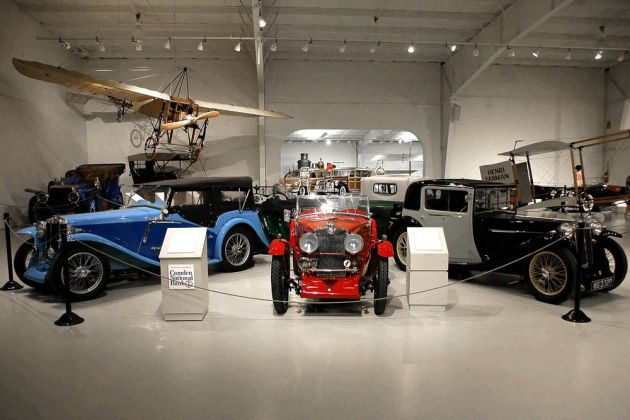 MG-Roadster - Cobb-Collection