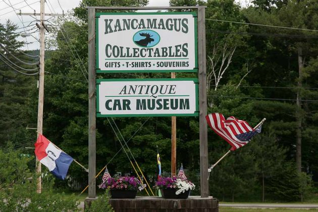 Kancamagus Antique Car Museum