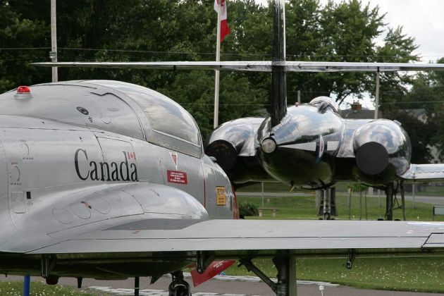 Air Force Museum - Trenton, Canada
