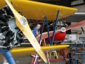 Boeing Stearman A75N-1 Biplane - Owls Head Transportation Museum