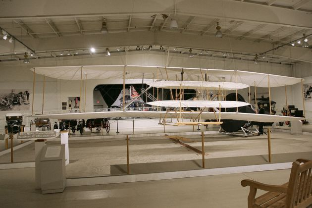 Wright Flyer - Owls Head Transportation Museum