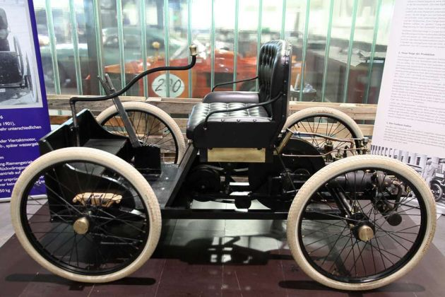 Ford USA Oldtimer - Ford Quadricycle