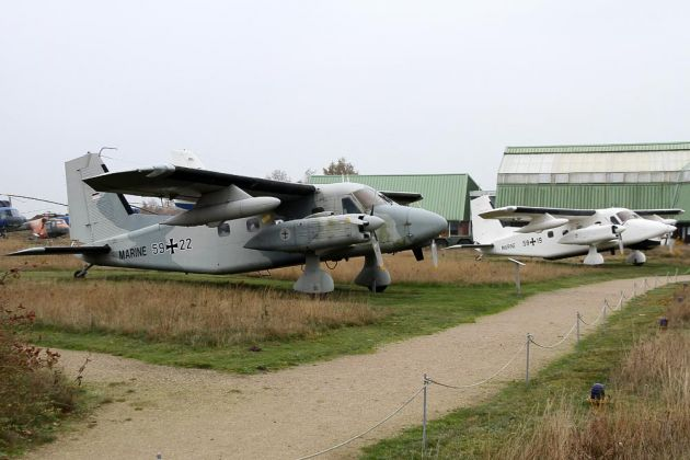 Dornier Do 28 D-2  Skyservant