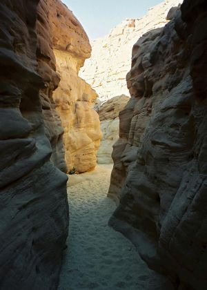 Coloured Canyon auf der Sinai-Halbinsel