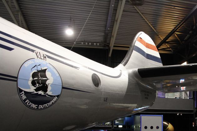 Aviodrome Lelystad - Lockheed Constellation L 749 - KLM