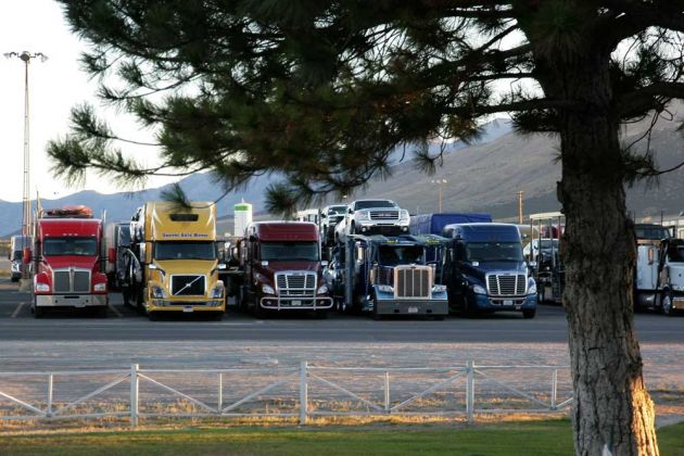 US-Heavy Trucks oder Tractor-Trailer