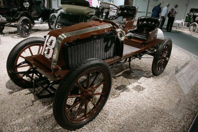 Renault Racing-Voiturette Paris-Wien - Baujahr 1904