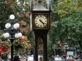 Vancouver Gastown - die berühmte Steam Clock