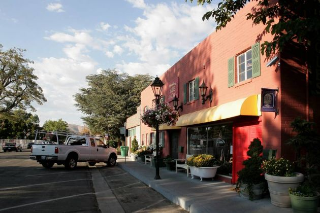 Carson City - in der Curry Street