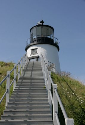 Owls Head Lighthouse - Rockland, Midcoast Maine