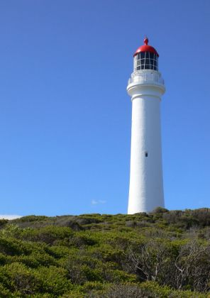 Split Point Lighthouse - Aireys Inlet an der Great Ocean Road - Victoria, Australia