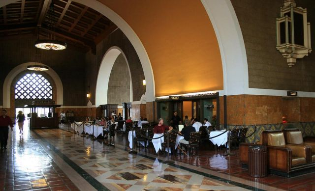 Union Station - Los Angeles, Kalifornien