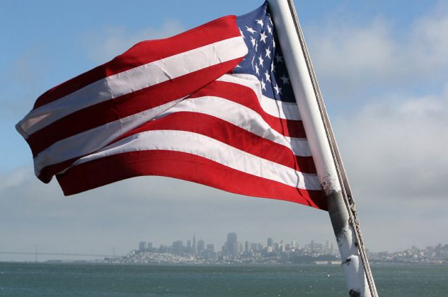 Rundreise USA der Westen - San Francisco Bay