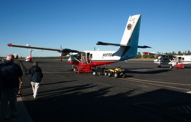De Havilland DHC-6-300 Twin Otter Vistaliner - Grand Canyon Airport Tusayan, Arizona, USA