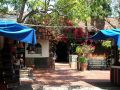 Olvera Street, Los Angeles Plaza Historic District - El Pueblo de Los Angeles, Kalifornien