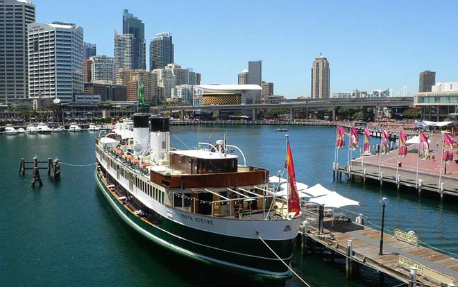 Steamer Downunder